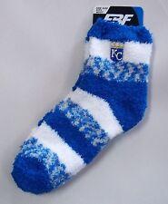 5f40fd02 Kansas City Royals for Bare Feet Women's Muchas Rayas Sleep Soft ...