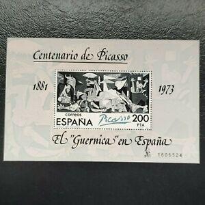 España año 1981 El Guernica en España Nº 2631 MNH