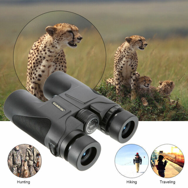 New Gift, Visionking 10x42 mm Binocular Sight for Outdoor, Travelling, Hunting