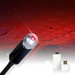 Ambientebeleuchtung-USB-Nachtlicht-Auto-Atmosphaere-Leuchte-Innenraumbeleuchtung