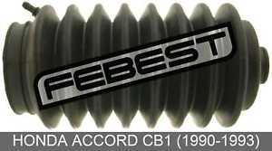 Left-Steering-Gear-Boot-For-Honda-Accord-Cb1-1990-1993
