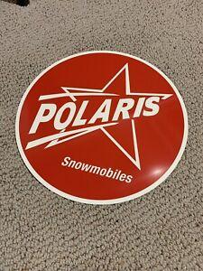 Snowmobile-advertising-garage-sign-baked-Ski-Skiing-Snow-Sports