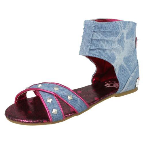 Girls Hello Kitty Ankle Sandals /'Arcade/'