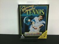 Factory Sealed Jimmy Connors Tennis Game For The Atari Lynx System