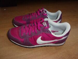 Nike Genicco Cerise Pink \u0026 Purple