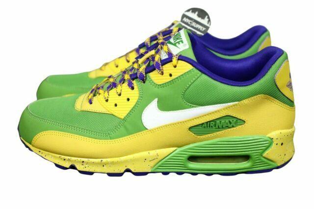 Size 11 - Nike Air Max 90 Premium Running Man for sale online | eBay