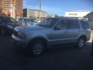 2005 Lincoln Aviator Limited, AWD, Auto, 142000 kkm