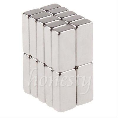 10-100pcs Super Strong Block Square Rare Earth Neodymium Magnets 10 x 5 x 3mm