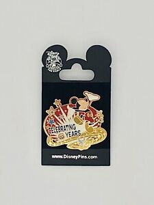 Disney-Official-Trading-Pin-Spinner-2009-First-Release-Mickey-Tinkerbell