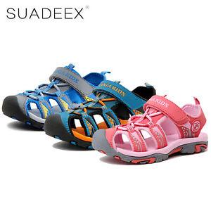 Sandali-Bambino-scarpe-ragazzo-ragazza-Bambina-Estate-traspirante-leggere-24-38