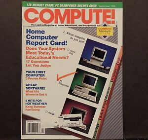 Compute-Magazine-back-issue-September-1989-Computers-PC-Amiga-Apple-IIGS-tech