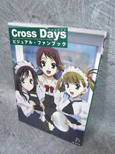 CROSS-DAYS-Visual-Fanbook-Art-Illustration-Book-w-Poster-85