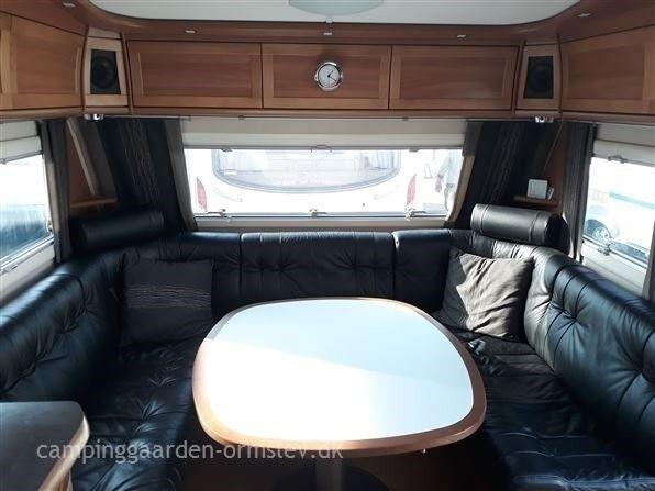 Kabe Royal 560 XL XV 2 KS, 2012, kg egenvægt 1470
