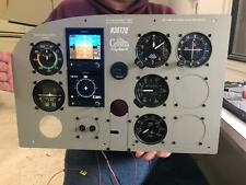Cessna 172 Instrument Panels - Laser Cut, Built to Order - 1964/1986 Model Years