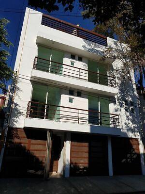 Depa con Roof Garden a una cuadra del metro Aquiles Serdan 2rec/2 baños/1estac