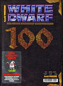White Dwarf 100 (Deutsche Ausgabe)..