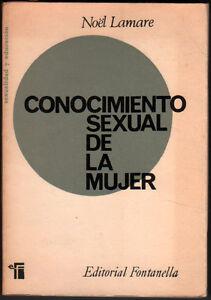 1966-CONOCIMIENTO-SEXUAL-DE-LA-MUJER-NOEL-LAMARE
