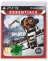 Ps3 Spiel Skate 3 Skateboarding Neu&ovp Playstation 3