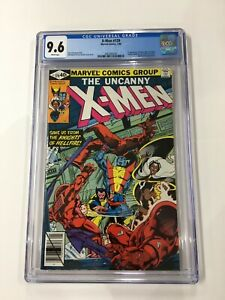 UNCANNY-X-MEN-129-CGC-9-6-NM-1st-Appearance-of-Kitty-Pryde-Emma-Frost-Marvel