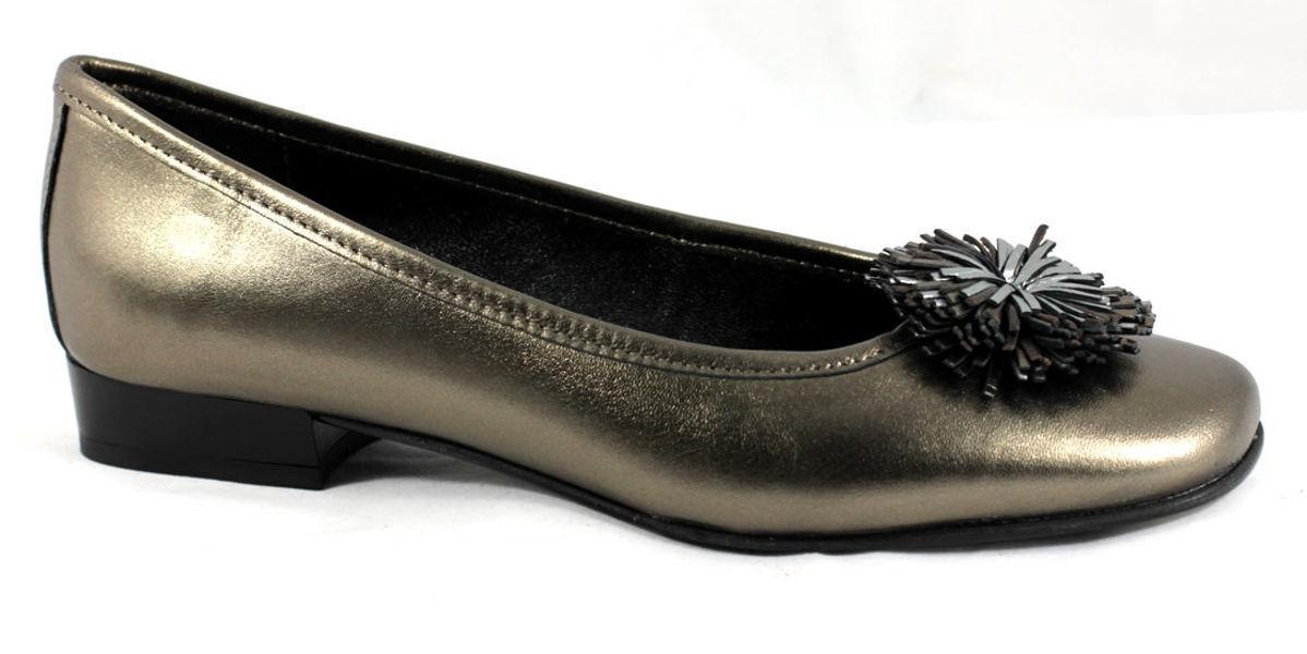 gli ultimi modelli Ladies Van Dal Peltro Atlanta basso guarire Pompa Pompa Pompa Scarpa EU Taglia 36 RACCORDO C  sport caldi