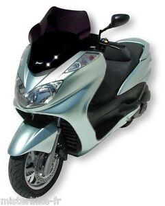 pare brise scooter sport 55 cm ermax yamaha majesty 400 2004 2008 0302xx079 ebay. Black Bedroom Furniture Sets. Home Design Ideas