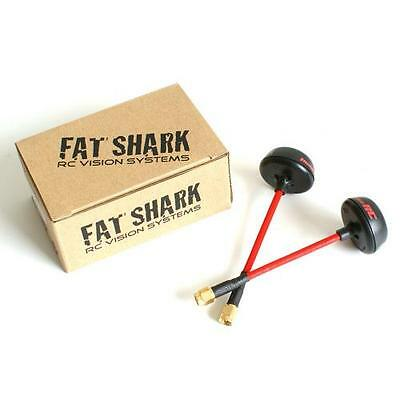 5,8GHz Fatshark spiroNET V2 Antennen Set Skew Planar Wheel FPV 5,8 - ImmersionRC