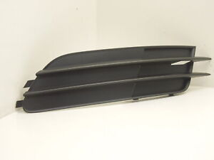 Audi-A6-C7-OS-Right-Lower-Bumper-Fog-Light-Grill-Surround-New-4G0807682F