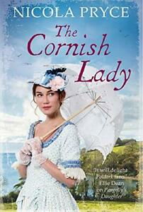 The-Cornish-Lady-cornish-Saga-by-Pryce-Nicola-Paperback-Used-Book-Good-FRE