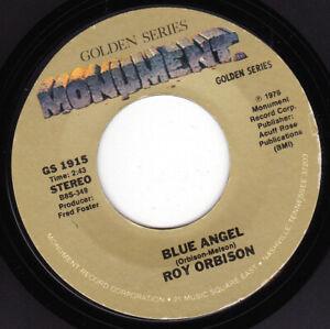 """ROY ORBISON - Blue Angel  7"""" 45"""