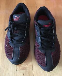 cee43527e63468 PUMA Boy s Tazon 6 Knit Jr. Athletic Shoes Sneakers Size 3.5C ...