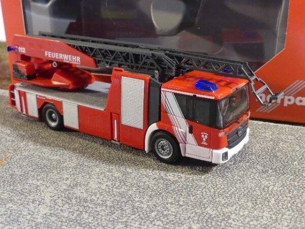 1 87 Herpa Mercedes-Benz Econic Drehleiter Feuerwehr Landshut Landshut Landshut 093521    Kompletter Spezifikationsbereich  d7baf0
