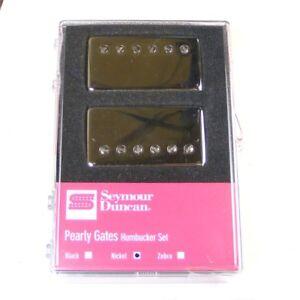 Seymour-Duncan-Pearly-Gates-Humbucker-Pickup-set-Nickel-11108-49NC