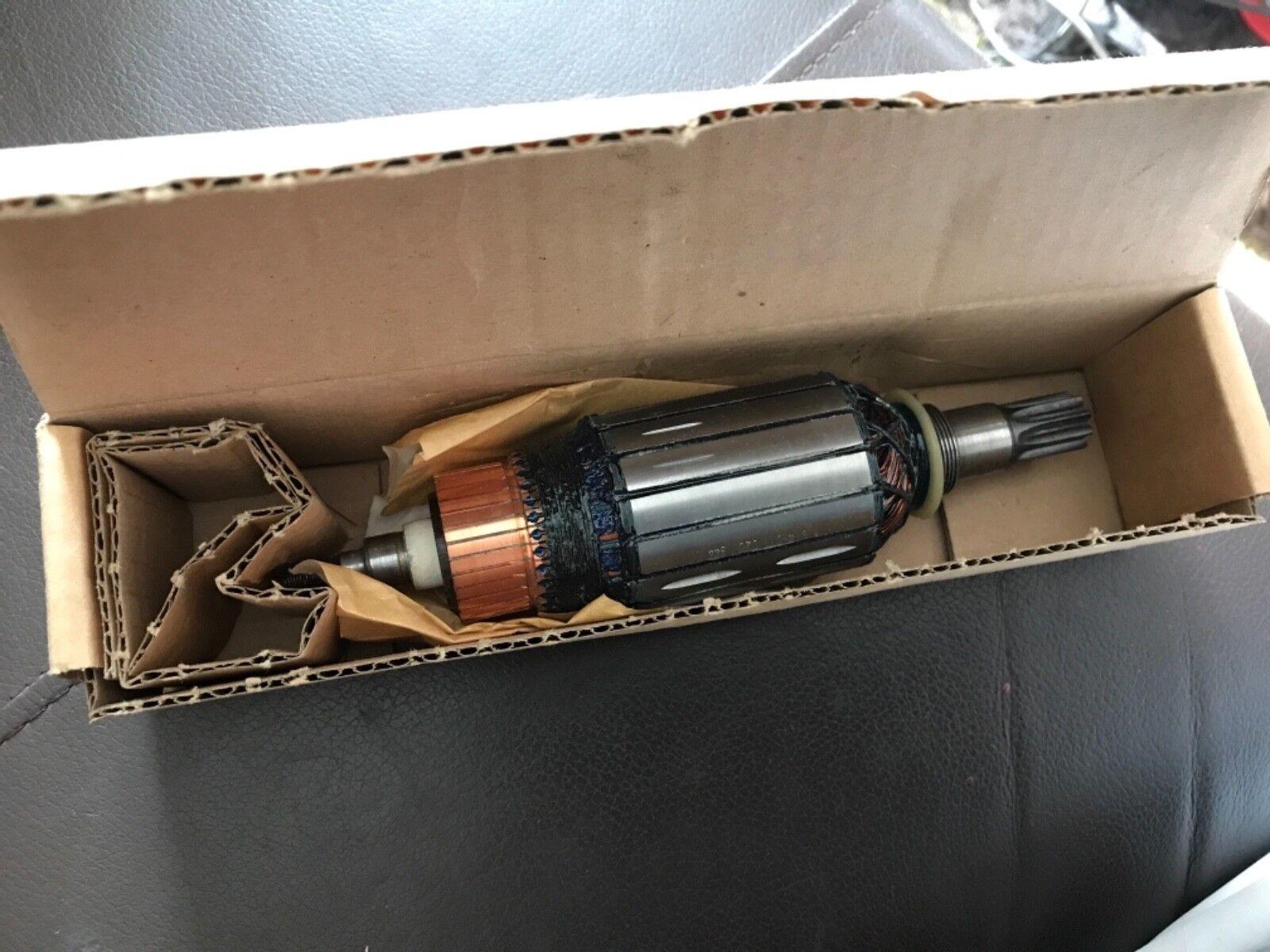 Bosch 11305.034 DEMOLITION HAMMER (06 11305 034) 034) 034) Armature part number 1614011020 7f0df9