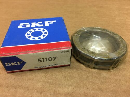 SKF 51107 THRUST BEARTING 51107 35x52x12 mm GERMANY