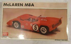 Academy Minicraft McLaren M8A Motorized car MODEL KIT  1/24 -  CAN-AM sealed