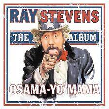 RAY STEVENS: OSAMA-YO' MAMA CD! 2002 CURB RECORDS! MINT!