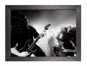 SLIPKNOT-19-HEAVY-METAL-GRUPO-On-Stage-Poster-Corey-Taylor-miedo-Asqueroso-FOTO