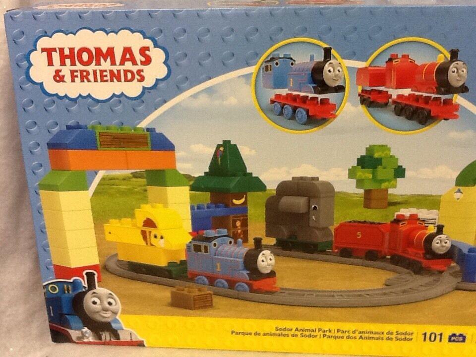 Thomas & Friends - Mega Bloks - Sodor Animal Animal Animal Park, BNIB 24H Dispatch aff92c