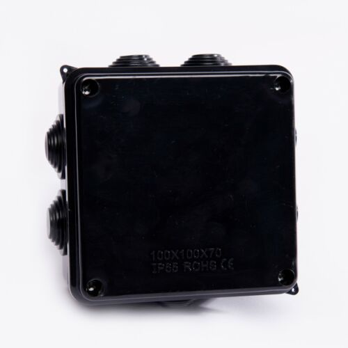IP JUNCTION TERMINAL BOXES IP55 IP65 WEATHERPROOF FOR CCTV LED OUTDOOR CABLE UK