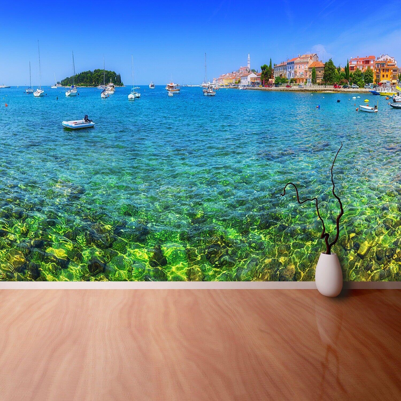 Vlies-Fototapete Fototapeten Tapete aus Vlies Poster Foto Adriatisches Meer