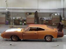 1969 DODGE CHARGER DAYTONA RUSTED 1/64 LIMITED EDITION CAR COLLECTIBLE MODEL
