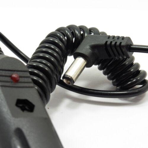 3A Auto Sigarette Spina di Alimentazione 12V 90 gradi angolo 1.5m Cavo LED Accendino Caricabatterie T164