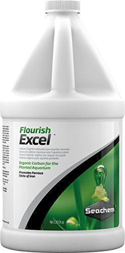 Seachem Flourish Excel, 2-Liter 67.6-Fluid Ounce
