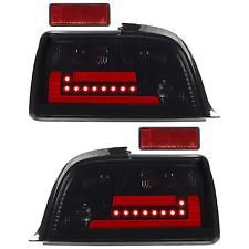 LED Lightbar Rückleuchten Set BMW E36 Bj. 90-99 Coupe Cabrio klar smoke schwarz
