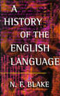 A History of the English Language by N. F. Blake (Paperback, 1996)