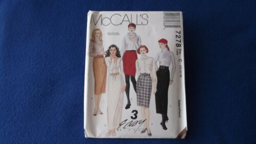 Listed ~ U-PICK ~ 9536 10,12,14 33 A McCall/'s ~ All Patterns are Size 10-14
