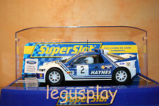 Slot SCX Scalextric Superslot C3407 Ford RS 200 N#2 Haynes Livery  - New