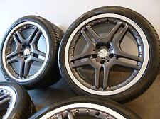 AMG Felgen + Reifen 8,5 + 9,5 x 19 Mercedes W219 R230 W211 W203 R171 CLS SL E