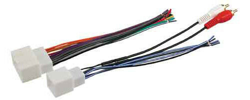 s l500 best kit bha5700r ford lincoln mazda premium sound w rca 1998 Ford Wiring Harness Kits at virtualis.co