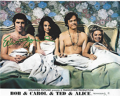 Elliott Gould Signed Authentic 'the Long Goodbye' 8x10 Photo B W/coa Actor Mash Movies